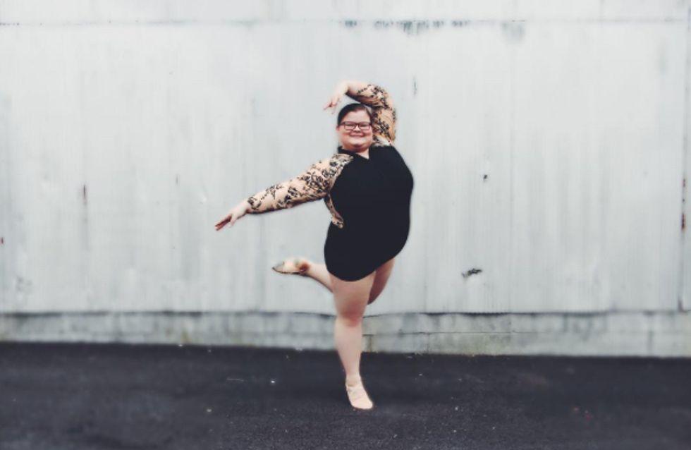 A 15 ans, cette ballerine brise les codes et on adore !