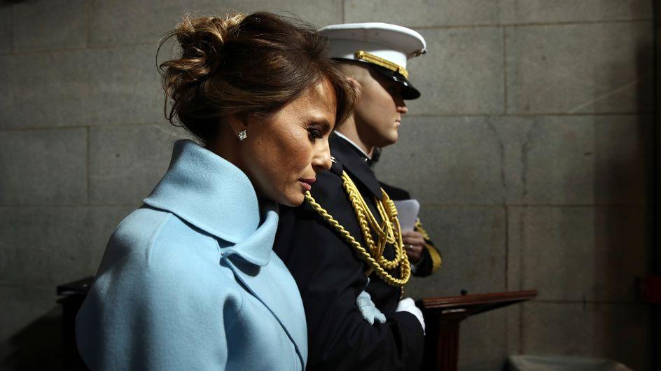 Melania Trump, la nueva Jackie Kennedy de la Casa Blanca