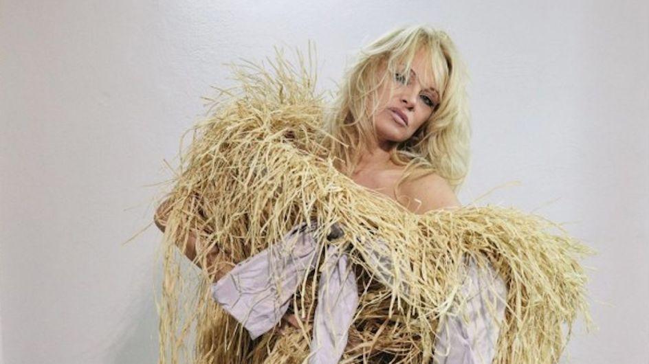 Pamela Anderson, surprenante égérie pour Vivienne Westwood