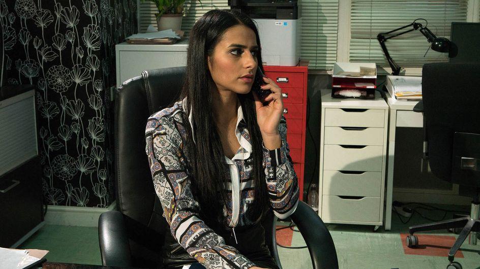 Coronation Street 03/02 - Ayla Fails To Halt Jenny's Rise