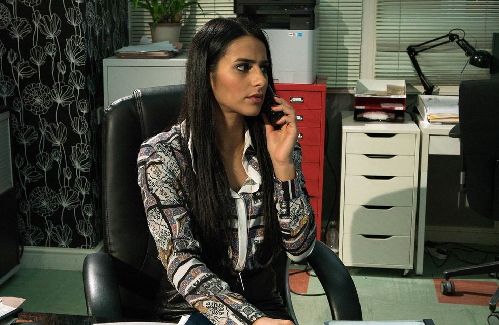 Coronation Street 03/02 - Ayla Fails To Halt Jenny's Rise