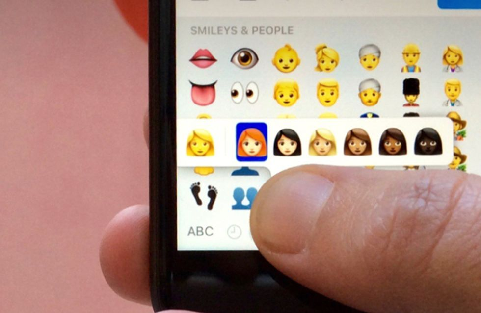 Redheads Rejoice! Ginger Emojis Are Coming To iPhones In 2018