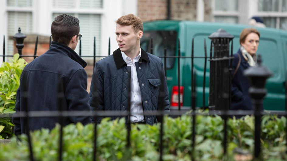 Eastenders 31/01 - Phil Confronts Ben About Moving Out