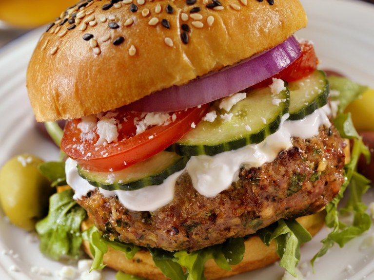 Burger Recettes De Burgers De Cheeseburger Burger Végétarien