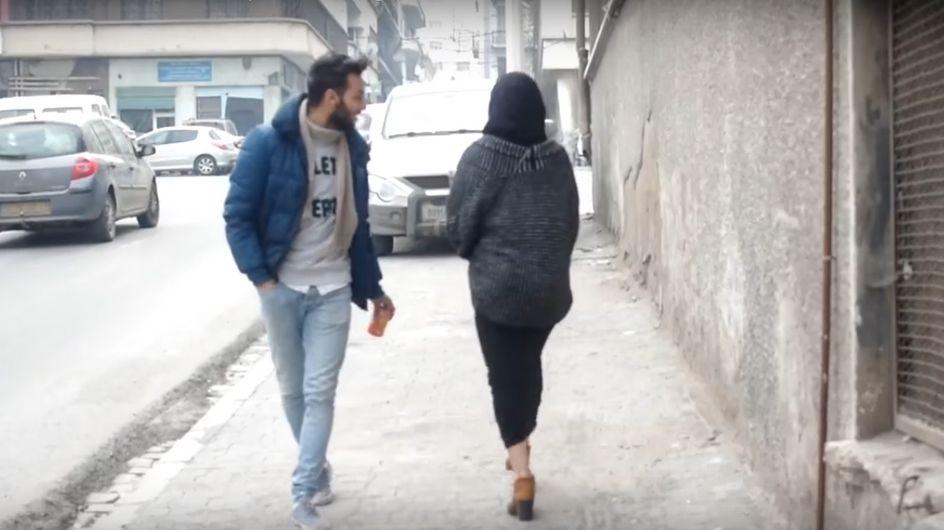 """""""Le harcèlement de rue n'est pas un compliment"""" le clip génial qui fait le buzz en Algérie (Vidéo)"""