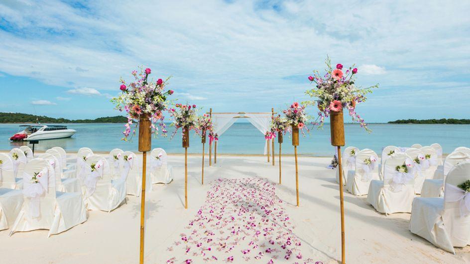 Hochzeit im Ausland: DAS solltet ihr für euren perfekten Tag unbedingt beachten