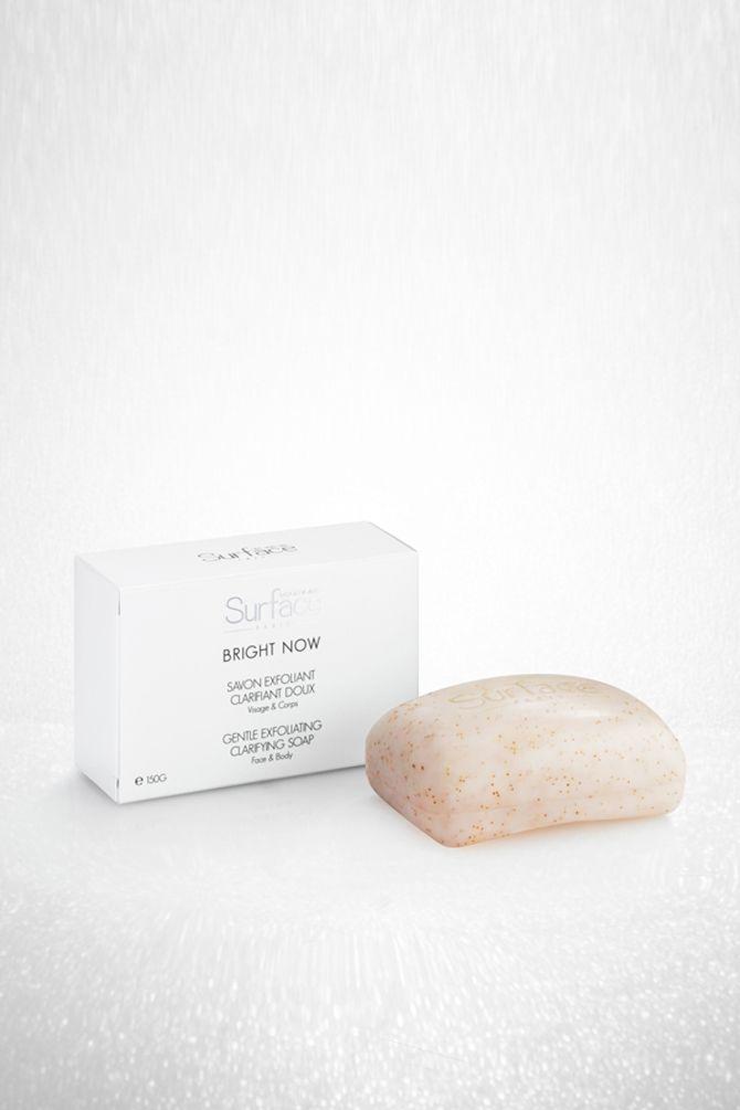 Savon Exfoliant, Clarifiant et Purifiant, Laboratoires Surface-Paris - 12 €