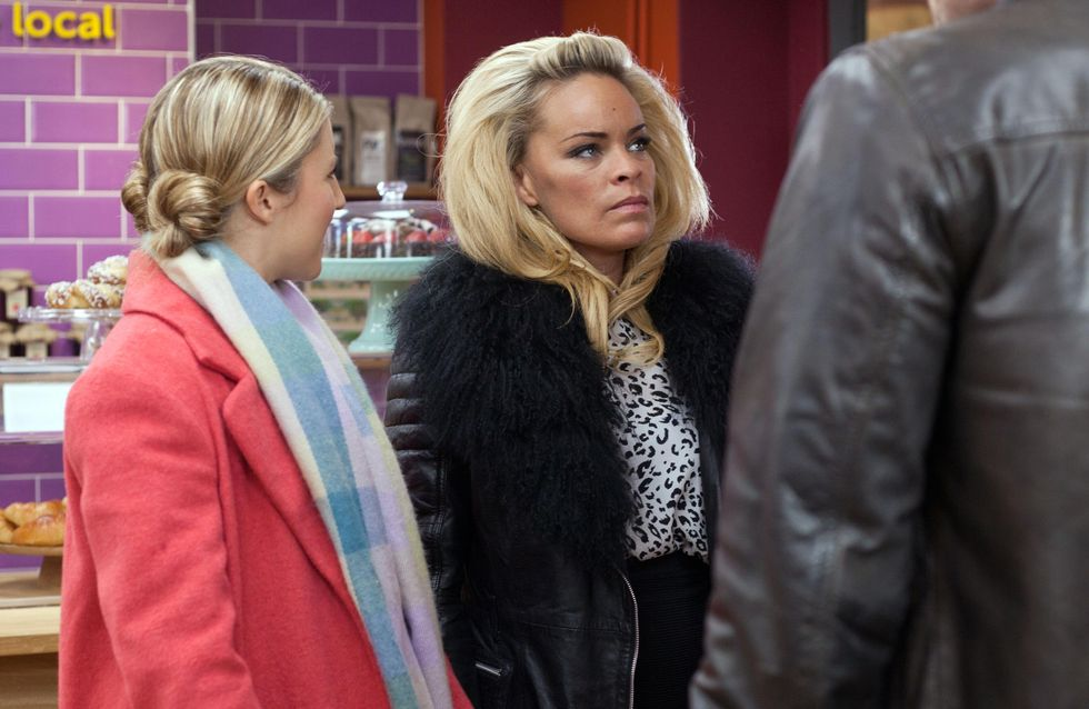 Hollyoaks 03/02 - Grace Is Rejected By Esther