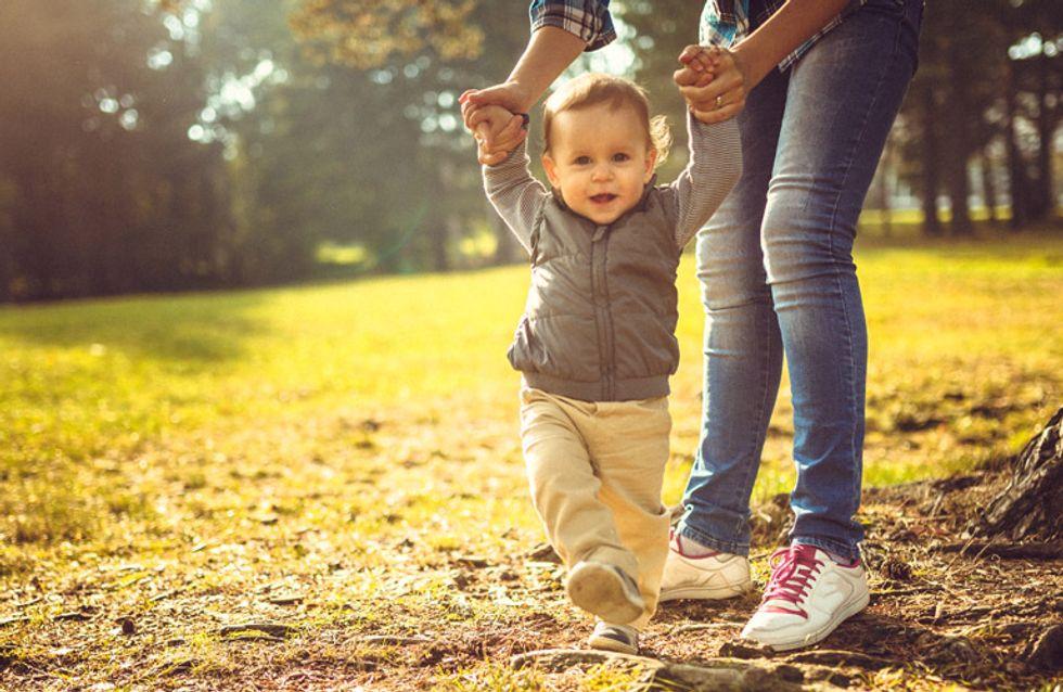 ¿Cómo es el desarrollo de los niños durante su primer año de vida?