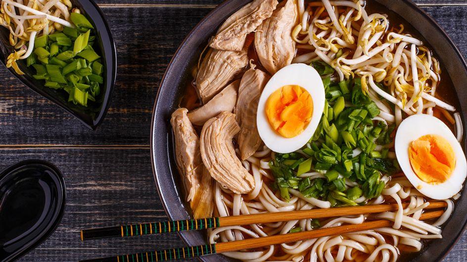 Ramen, la sopa japonesa de la que todos hablan