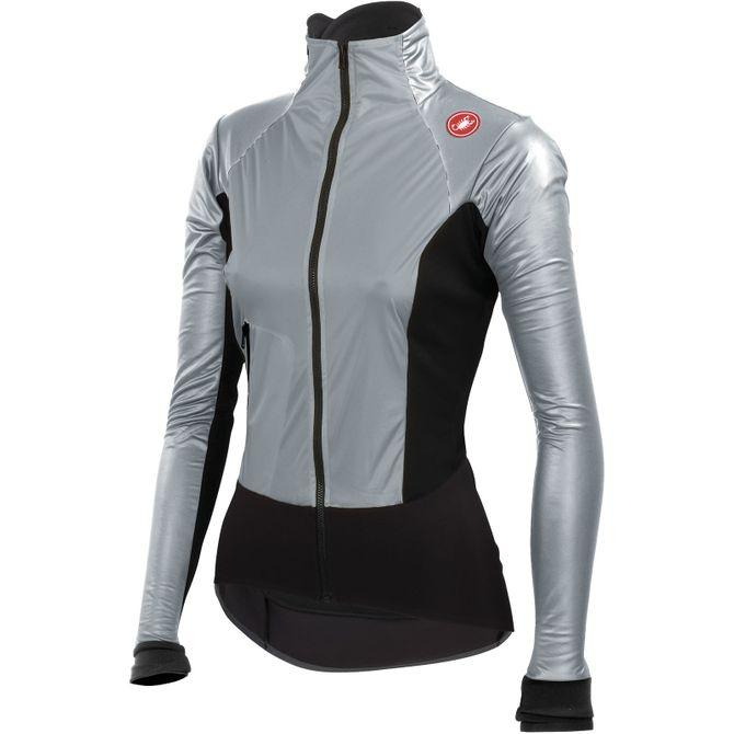 Veste cycliste, base polaire et membrane coupe-vent, Castelli