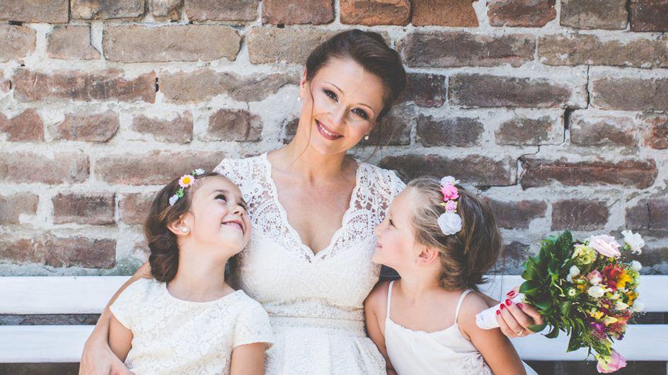 Mit Kind heiraten: So wird es für alle ein unvergesslicher Tag!