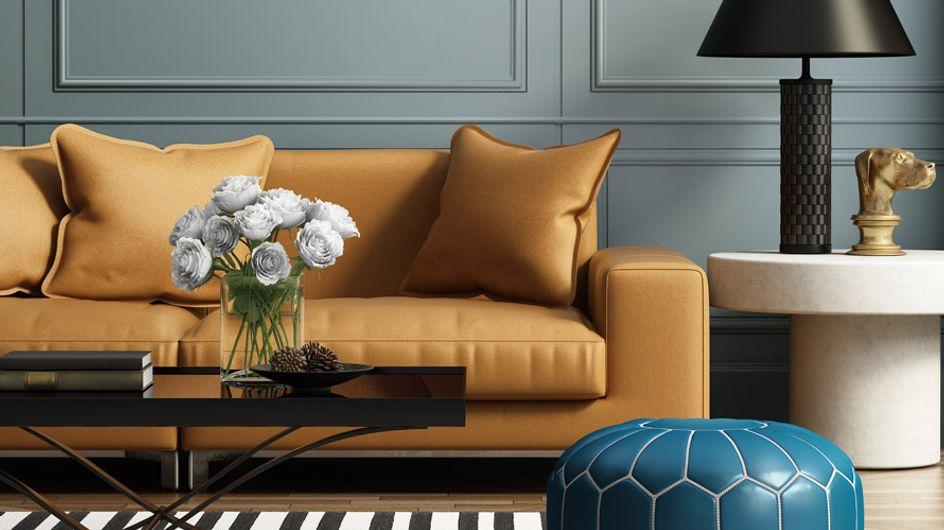 El cuero en decoración: un toque clásico y elegante para cada estancia