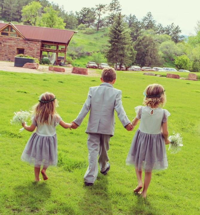 Mit Kind heiraten: So wird es unvergesslich