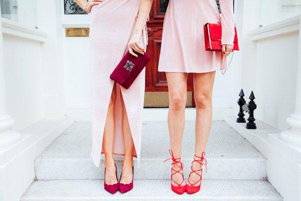 Rotes Kleid Kombinieren Hochzeit
