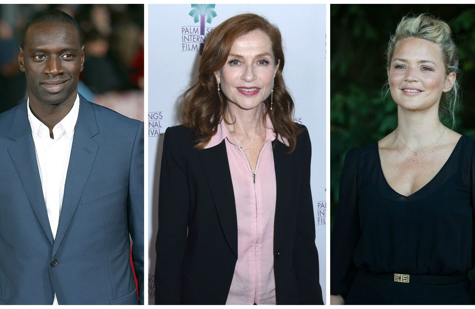 Omar Sy, Isabelle Huppert, Virginie Efira… Voici les nommés aux César 2017
