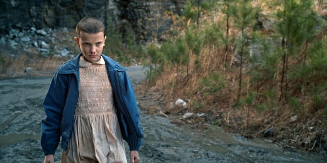 Eleven de Stranger Things