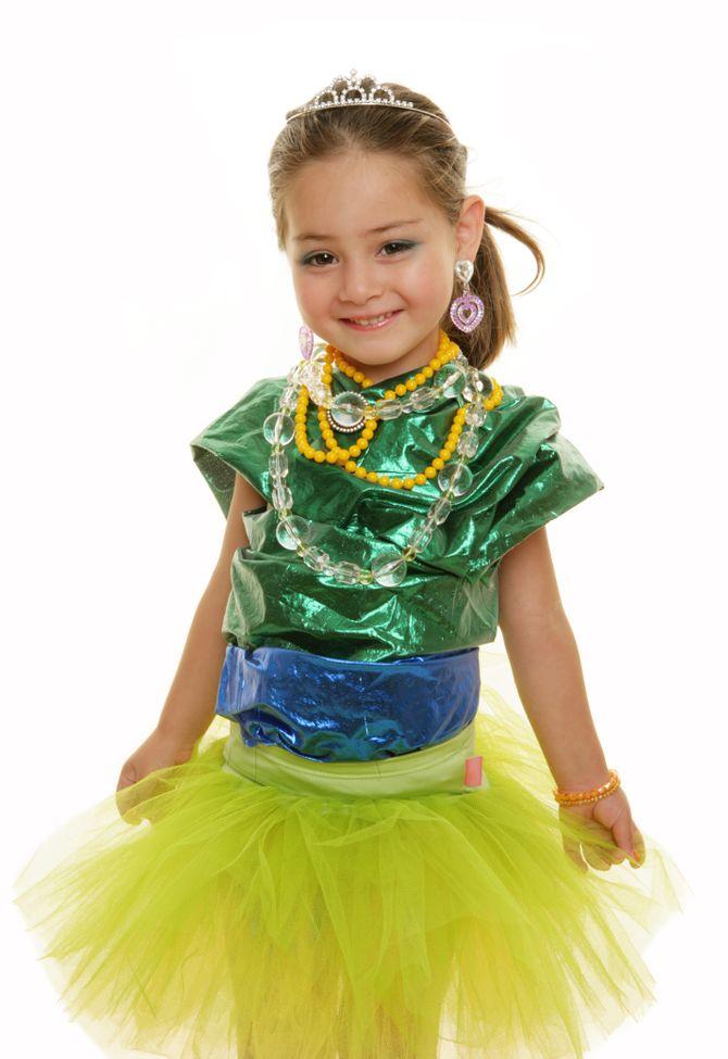 7763287b068125 Costumi di Carnevale fai da te per bambini: non dimenticate il trucco!