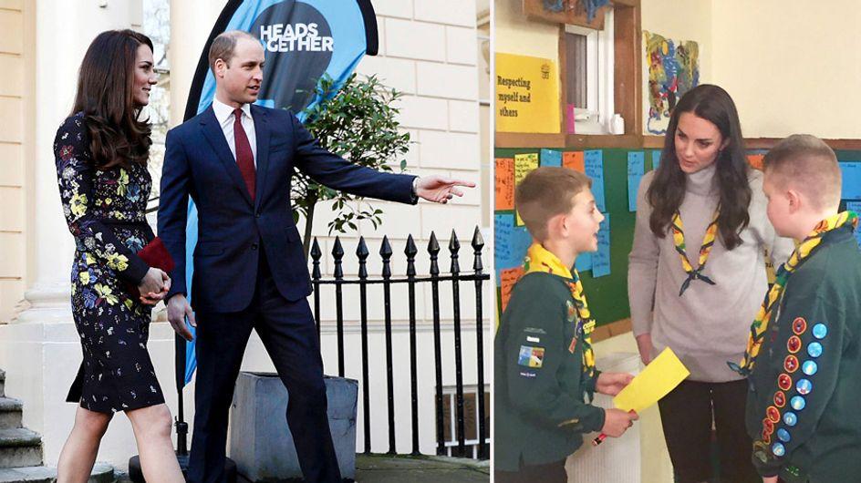 Ist DAS der Beweis? Herzogin Kate erwartet angeblich ihr drittes Kind!