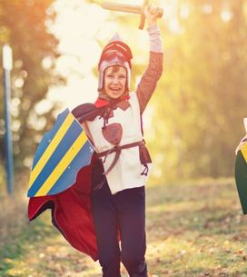 Manualidades de Carnaval para niños: 10 ideas para la fiesta más divertida del a