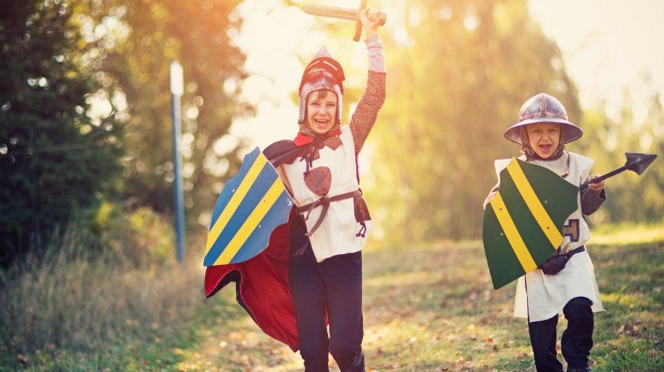 Manualidades de Carnaval para niños: 10 ideas para la fiesta más divertida del año