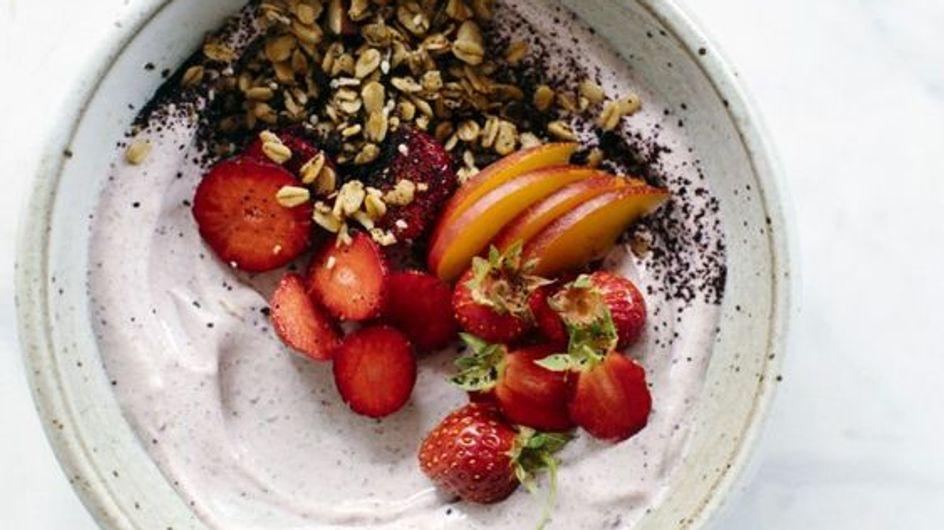 10 snacks saludables que alegrarán tus medias mañanas