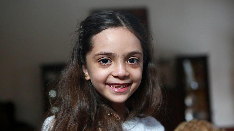 """""""Vous devez faire quelque chose pour les enfants de Syrie !"""" le cri du coeur de la petite Bana à Donald Trump (Photos)"""