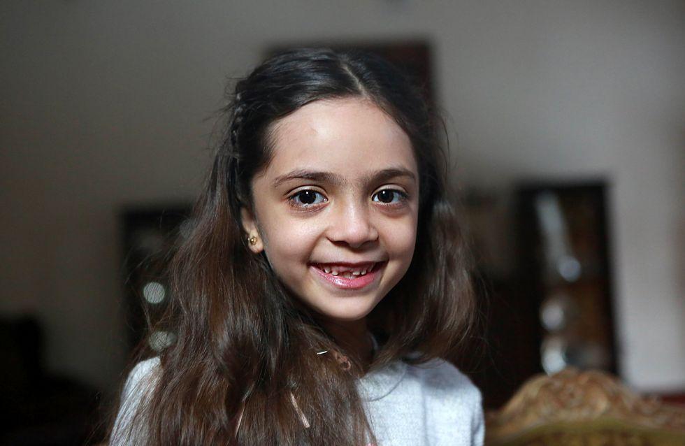 Vous devez faire quelque chose pour les enfants de Syrie ! le cri du coeur de la petite Bana à Donald Trump (Photos)