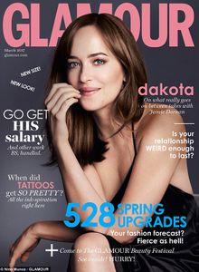 Dakota Johnson Glamour