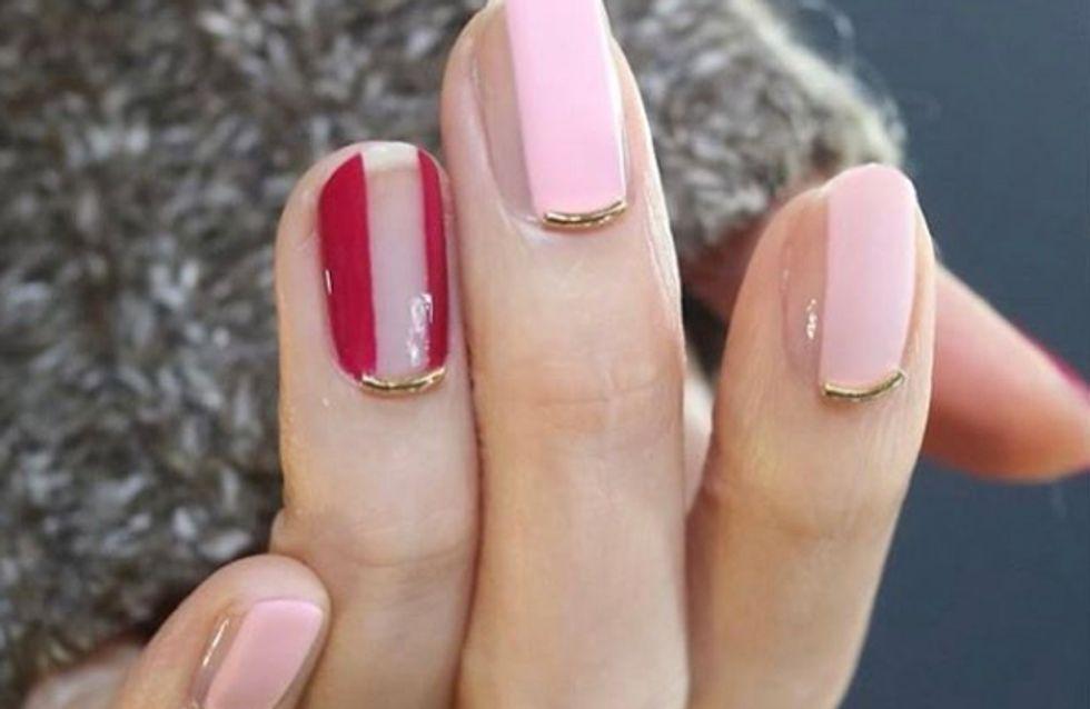 Drahtseile für unsere Nägel - why not? Wire-Nails sind jetzt total angesagt!