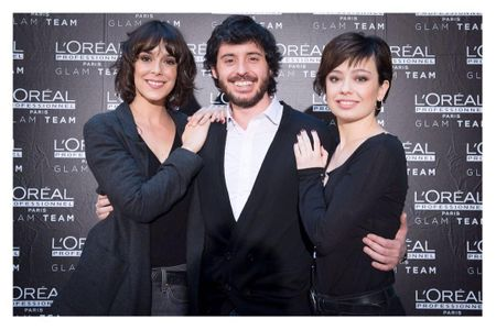 Belén Cuesta, Javier Pereira y Anna Castillo