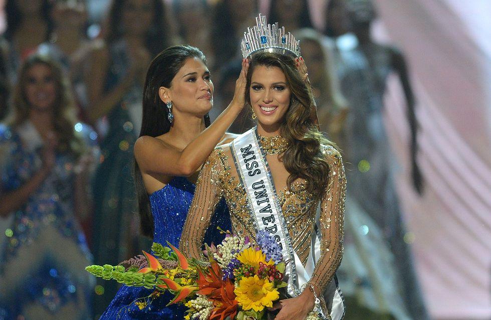 Bravo à Iris Mittenaere élue Miss Univers ! (Photos et vidéo)