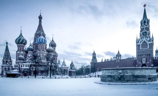 Catedral de San Basilio, Plaza Roja (Moscú)