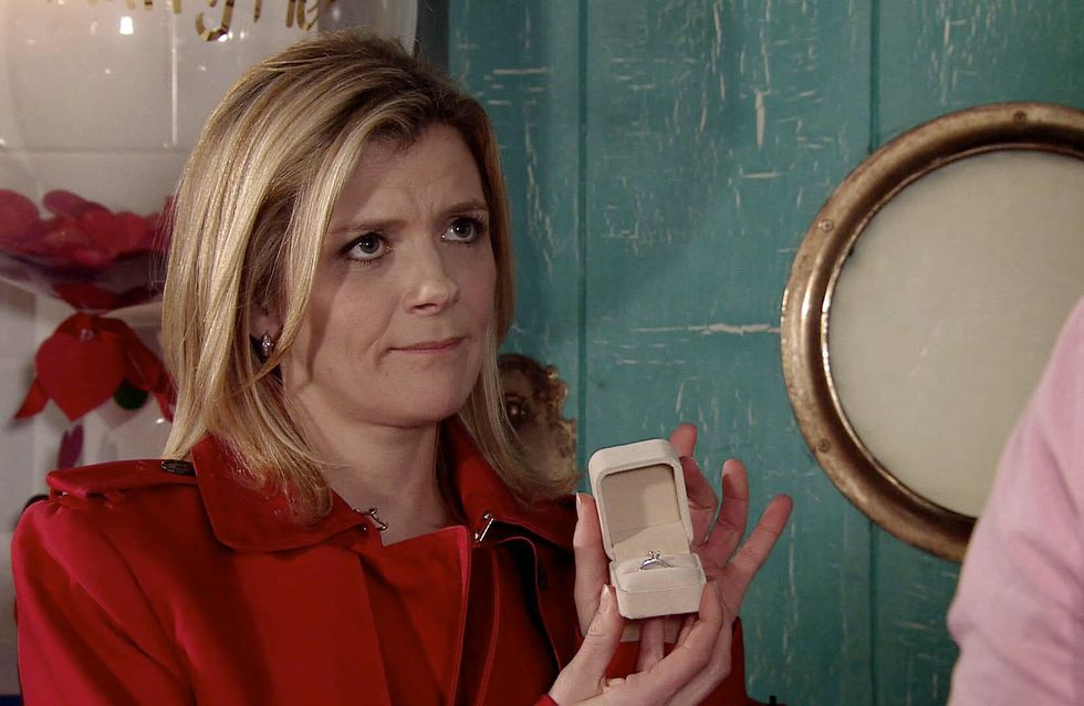 Coronation Street 06/02 - Leanne Reels To Learn About Nick's Plans
