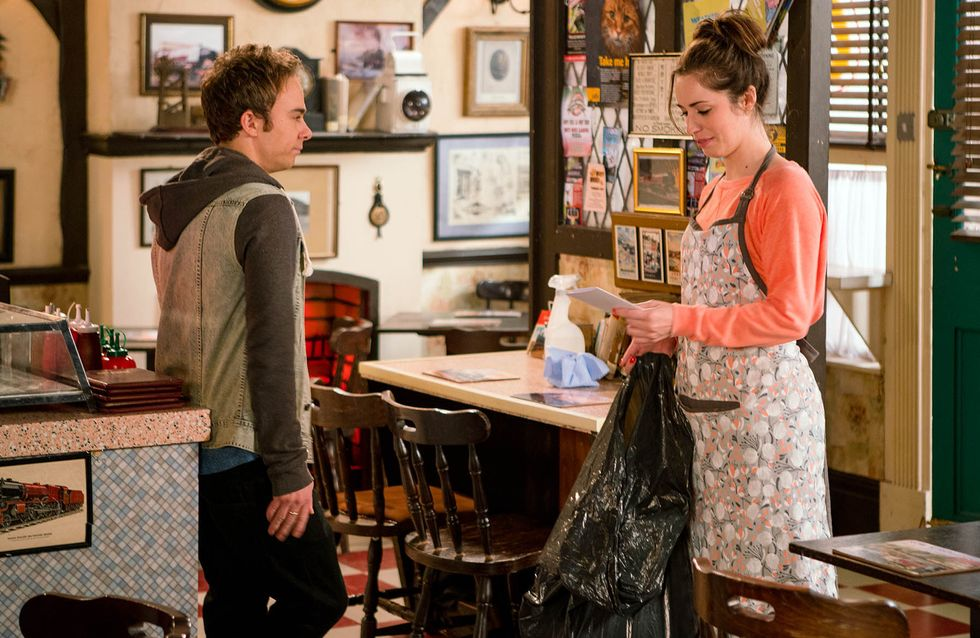 Coronation Street 08/02 - David Is Intrigued By Shona