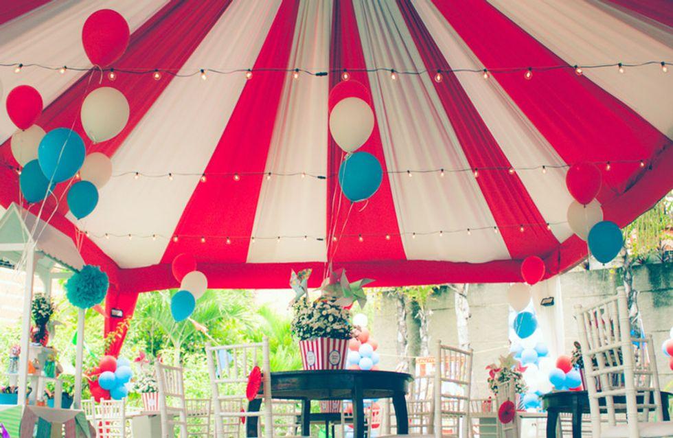 Decoración para Carnaval: ambienta tu casa para la fiesta más colorida del año