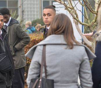 Eastenders 06/02 - Shakil Finds Himself In Trouble At School