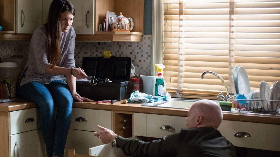 Eastenders 07/02 - Stacey Discusses Jack With Max