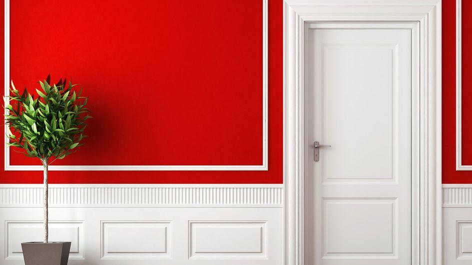 Las molduras en decoración, resurge la época clásica unida al modernismo