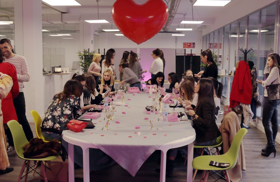 Te contamos todo lo que ocurrió en la #PinkParty de Beautiful Box
