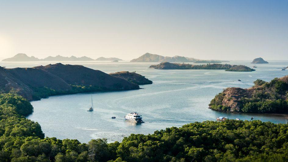 Cruceros por el lejano oriente: ¡aventureras a bordo!