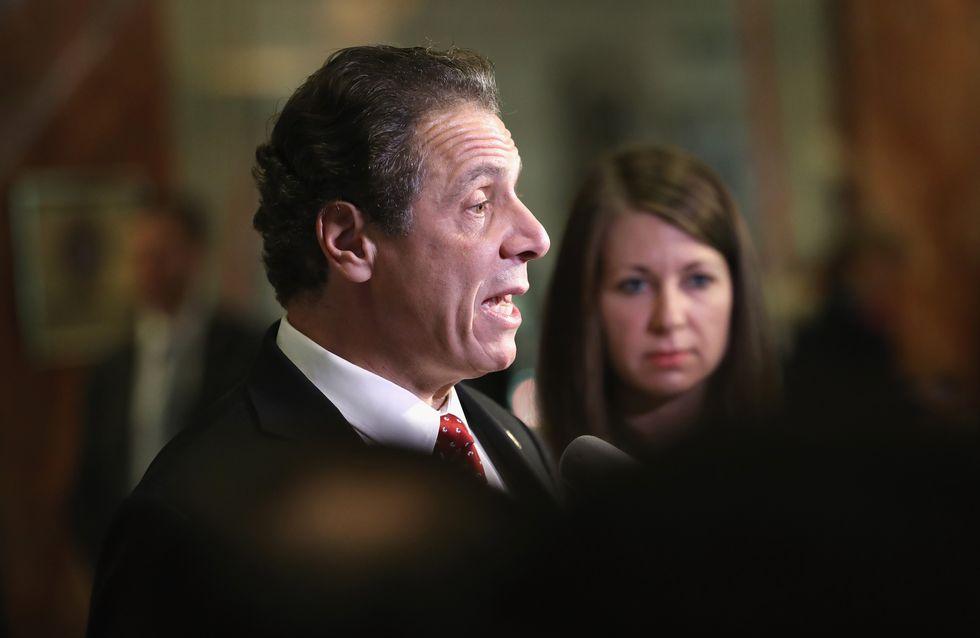 Le gouverneur de New York veut inscrire l'avortement dans la Constitution américaine (Photos)