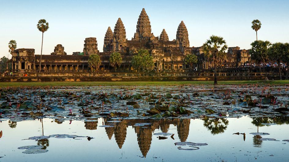 O complexo de templos de Angkor é uma joia do Sudeste Asiático (e a gente foi até lá)