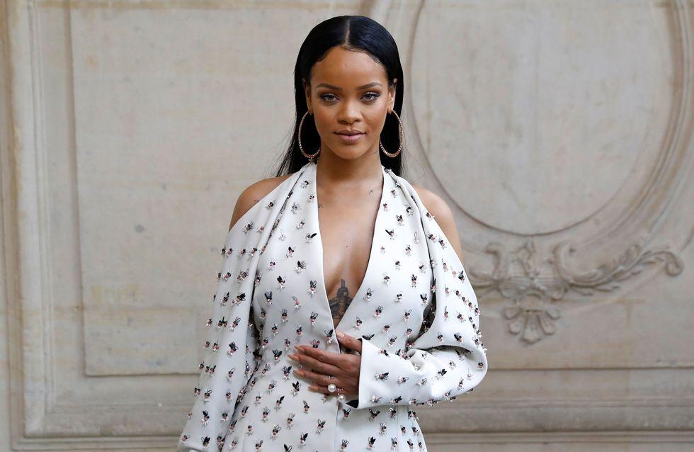 Rihanna dévoile la première image du casting 100% féminin d'Ocean's Eight avec Sandra Bullock et Anne Hathaway (Photo)