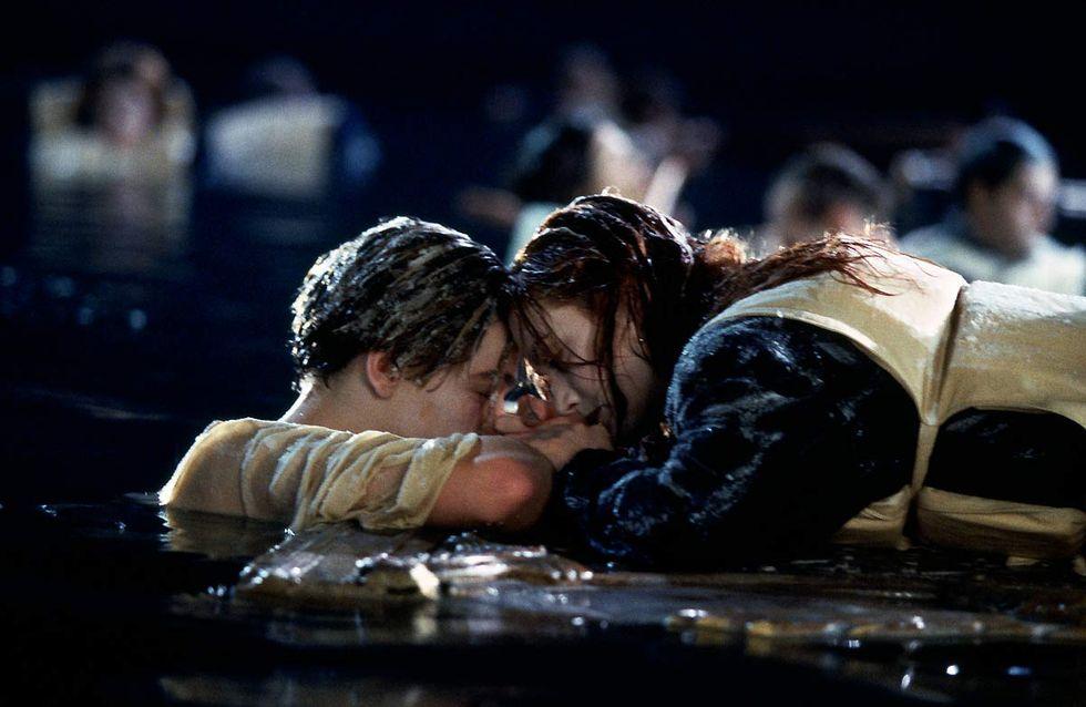 Non, il n'y avait pas assez de place sur la planche pour Rose ET Jack dans Titanic, c'est James Cameron qui le dit !
