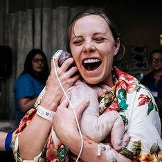 15 impactantes imágenes que demuestran que el parto es un momento mágico