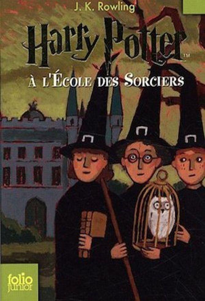 Francia - Harry Potter y la piedra filosofal