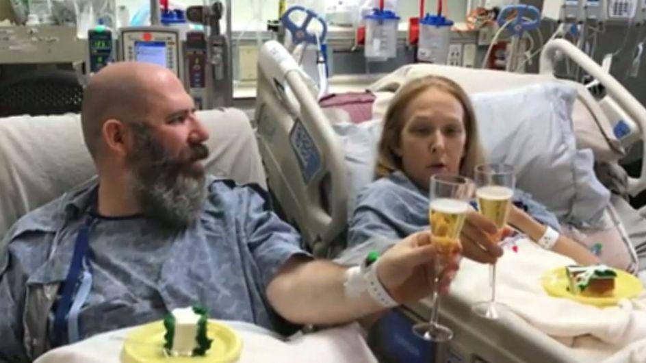 """""""Ich würde es noch einmal tun!"""" - Zum 20. Hochzeitstag schenkt er seiner Frau eine Niere"""