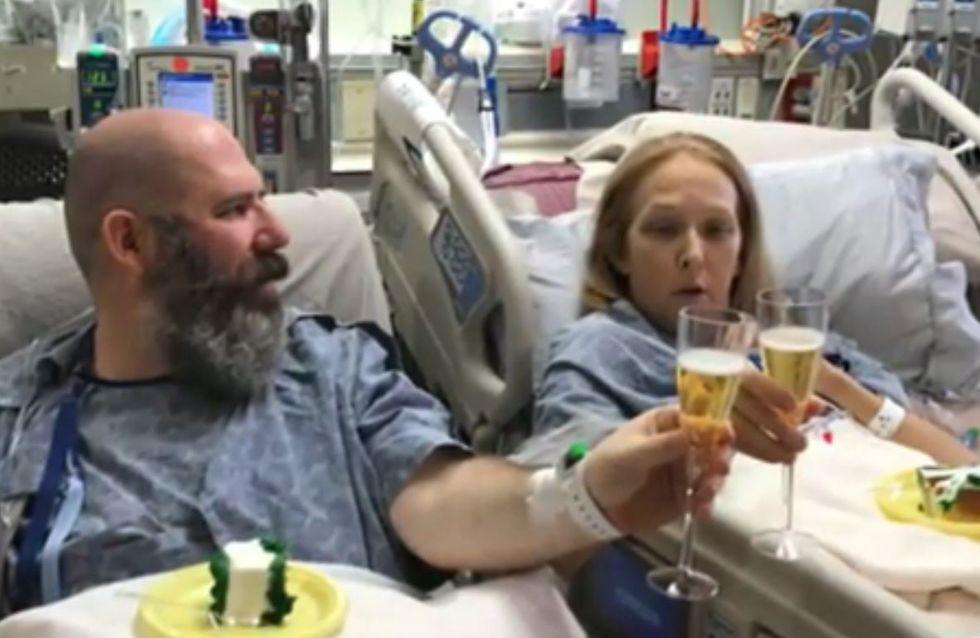Ich würde es noch einmal tun! - Zum 20. Hochzeitstag schenkt er seiner Frau eine Niere