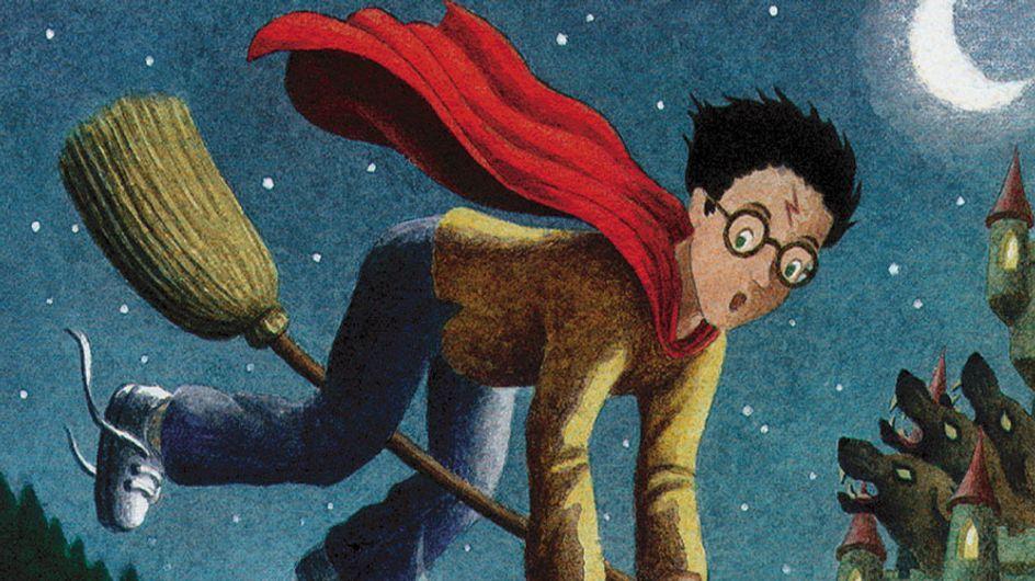 Así son las portadas de 'Harry Potter y la piedra filosofal' alrededor de mundo